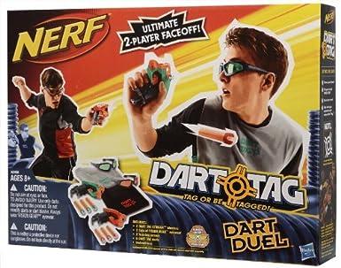 Spielzeug für draußen Nerf Dart Tag  Ultimate 2Player Dart Duel Set
