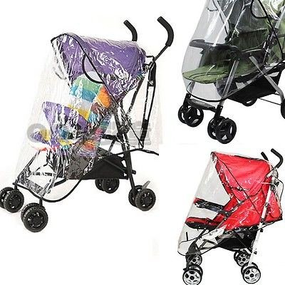 Rain Covers For Hauck Prams - 2