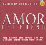 Amor Del Bueno 'Las Mejores Baladas De Hoy ' Cd+dvd ' 100 Anos De Musica 'Varios Artistas 18 Canciones Y 17 Videos '