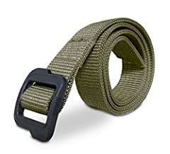 The best nylon gun belt you will find two layers of premium quality nylon webbing, stiffened and reinforced, makes our gun belt stronger and more durable than other belts. The lightweight, non-metallic buckle keeps the belt light and comforta...