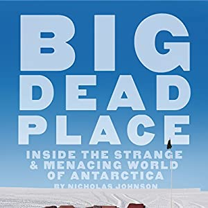 Big Dead Place Audiobook
