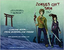 Book Zombies Can't Swim