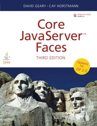 Core JavaServer Faces (3rd Edition) thumbnail