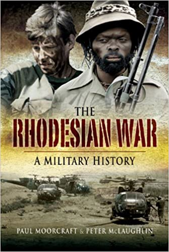 Image result for The Rhodesian War - Peter McLaughlin