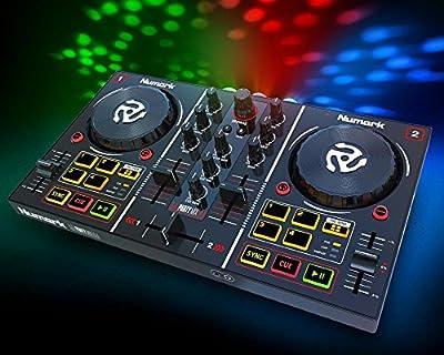 Numark Party Mix DJ Controller, from Numark