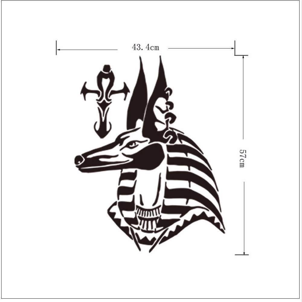 Arte egipcio Goblin Anubis Vinilo Tatuajes de pared Decoración ...