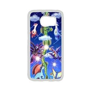 Well Design Samsung Galaxy S6 phone case - design with Pokemon pattern