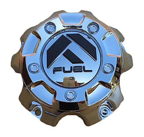 Fuel Offroad 1001-61 1000-60 Chrome Center Cap CAP M-453 ST-MQ805-168 Fuel Offroad Wheels