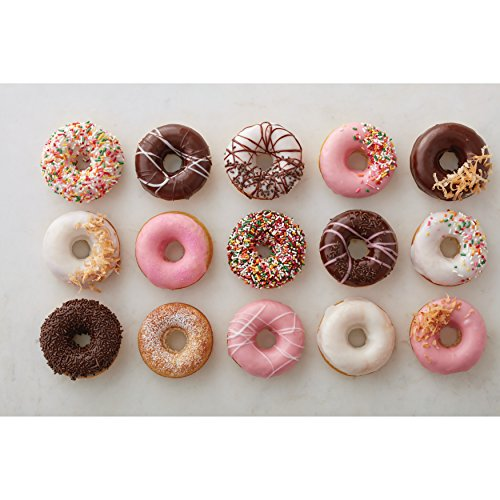 Wilton Non-Stick 6-Cavity Donut Baking Pans, 2-Count by Wilton (Image #11)