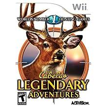 Cabela's Legendary Adventures - Nintendo Wii