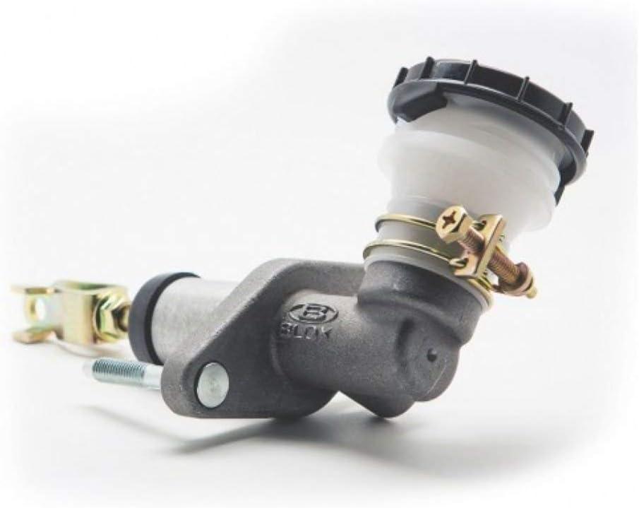 BLOX Racing BXFL-10011 Replacement Clutch Master Cylinder Racing 92-00 Honda Civic // 94-01 Acura Integra S2000