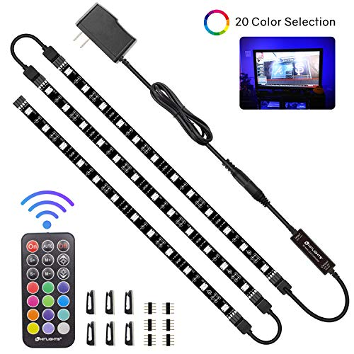 - LED Strip Lights, HitLights 3 Pre-Cut 12Inch/36Inch LED Light Strip Accent Kit for 24