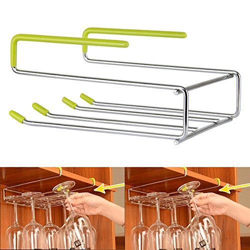 Wine-Glass-Rack-Holder-Oenbopo-Free-installation-Hanging-Wine-Glass-Under-Cabinet-Stemware-Rack-Holder-Organizer