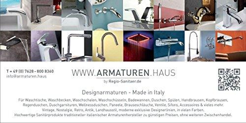 Elegant Webert DO700301.065 Nostalgie Retro Design Waschtischarmatur Bronze Messing  Landhausstil, Serie DORIAN: Amazon.de: Baumarkt