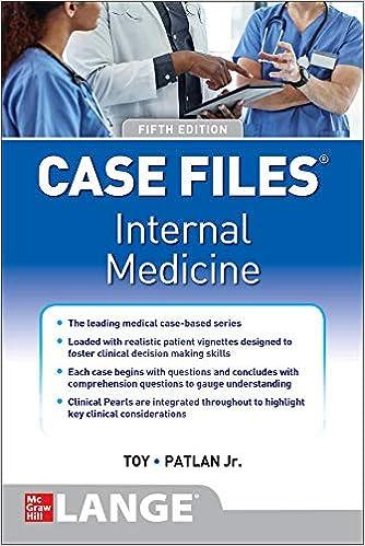 Case Files Internal Medicine, Sixth Edition - Original PDF
