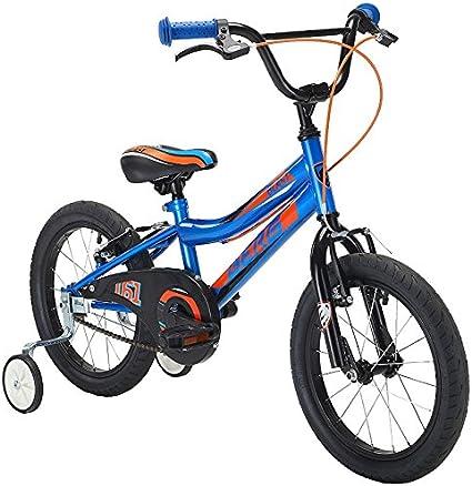 Bicicleta infantil Blast Berg 16
