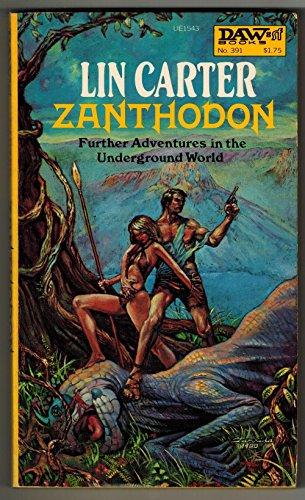 Zanthodon ( Eric Carstairs of Zanthodon, Book 2)