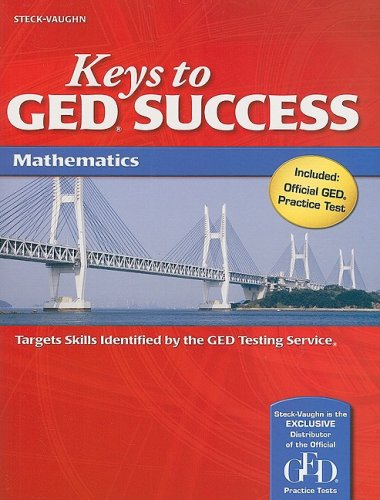 Keys to GED Success: Student Edition Mathematics