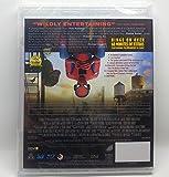 Spider-man Homecoming 2D + 3D (Region Free Blu-Ray) (Hong Kong Version / Chinese subtitled) 蜘蛛俠: 強勢回歸