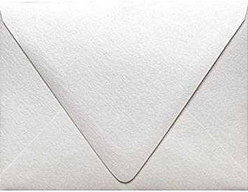 Square White Envelopes Greeting Card Party Invitations Crafts 130mm x 130mm