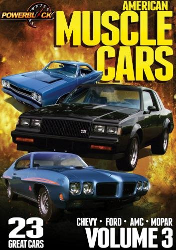 American Muscle Cars Volume 3 - Dart Dodge 67