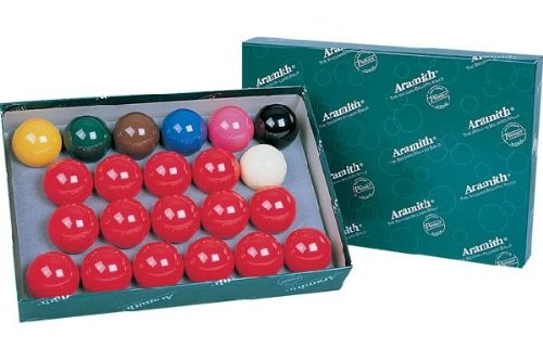 Billard Kugeln Aramith Premier, 52,4mm, Snooker