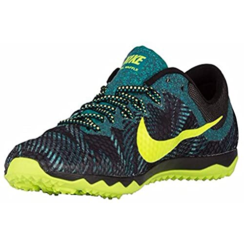 b3acedbd5473 NIKE Zoom Rival Waffle Shoes Rio Teal Volt Black Hyper Jade Size 10.5 60%OFF