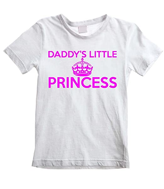 46674757c Amazon.com: Tribal T-Shirts Big Girls Daddy's Little Princess T-Shirt:  Clothing