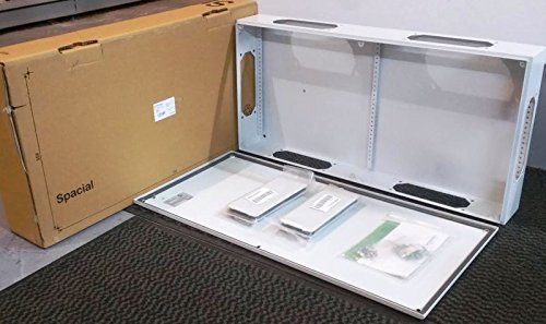 Schneider Electric Wall Steel Industrial Electrical Enclosure IP55 NSYSBMC408012 Waterproof Weatherproof Project Box Enclosure Instrument Case Hoby Fuse DIY Board Cable Entry Cabinet Watertight NSYSBMC408012az