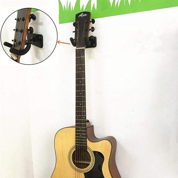 YIBAN Percha Instrumento De Música Montaje En Pared Soporte para ...