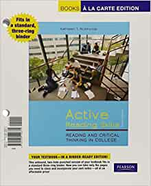 study and critical thinking skills in college by kathleen t. mcwhorter In college university kathleen t mcwhorter study skills and critical thinking students succeed study and critical thinking skills in college.