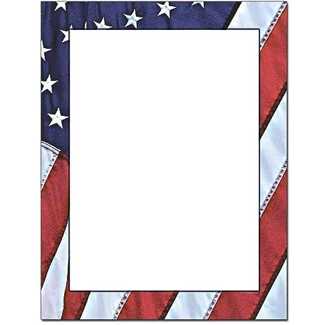 Amazon.com: Bandera de papel para impresora láser y de ...