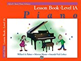 Alfred's Basic Piano Library - Lesson Book