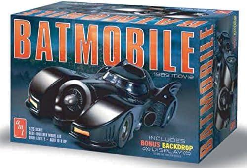 AMT 1/25 1989 Batmobile Plastic Model Kit [並行輸入品]