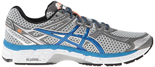 Asics Mens Gt 2000 2 Pattino Corrente Titanio / Francese Blu / Fulmini