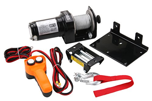 Antai Winch Technology Co 2000 Lb Utility Winch Kit