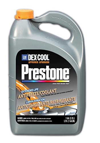 Prestone AF888 Dex-Cool Antifreeze - 1 Gallon (1975 Cadillac Eldorado)