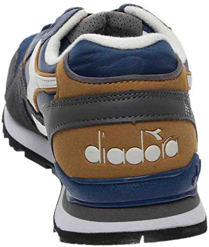 Diadora Männer N-92 Wnt Skateboard Schuh Estate Blue / Amber Gold