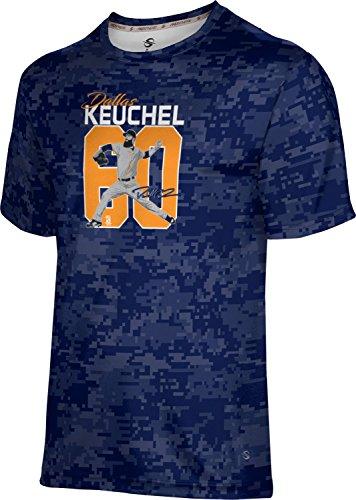ProSphere Dallas Keuchel Houston 60 Boys' Shirt - Digital (Large)