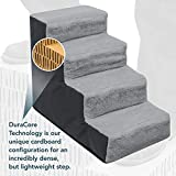 Dog and Cat Steps by Cozy Pet   Machine Washable