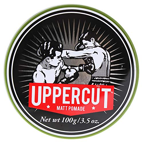 - Uppercut Deluxe Matt Pomade 3.5oz