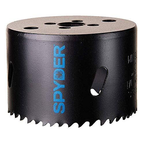 (Spyder 600113  Rapid Core Eject Hole Saw, 6.625-Inch)