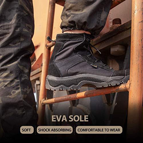 Free Soldier D'extérieur sans Hommes Bottes Tactique tempête Ultra Léger Respirant Durable Chaussure 5