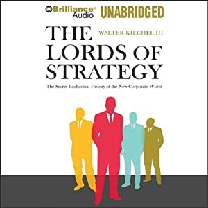 The Lords of Strategy Audiobook