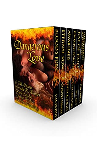 book cover of Dangerous Love