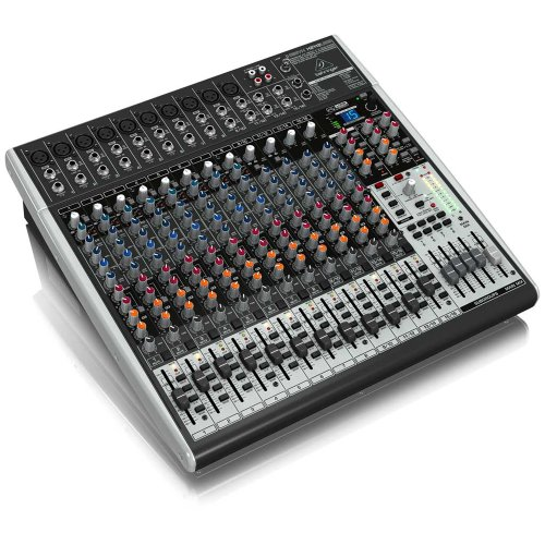 Behringer Xenyx X2442USB Premium 24-Input 4/2-Bus Mixer with USB/Audio Interface by Behringer (Image #3)