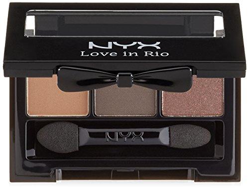 NYX Professional Makeup Love in Rio Eyeshadow Palette, Escap