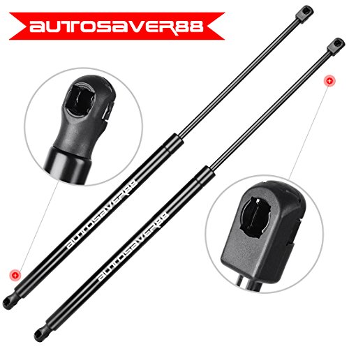 Liftgate Lift Supports for 2000-2004 Chevy Suburban, 2002-2006 Cadillac Escalade, 2001-2004 Chevy Tahoe GMC Yukon Tailgate Struts Rear Hatch Shocks Springs SG230064 6262 (Rear Gate)