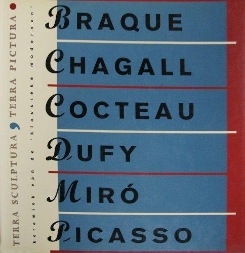 Terra Sculptura, Terra Pictura: Ceramics from the Classic Modernnists : Georges Braque, Marc Chagall, Jean Cocteau, Raoul Dufy, Joan Miro, Pablo Pic - Joan Miro Ceramics