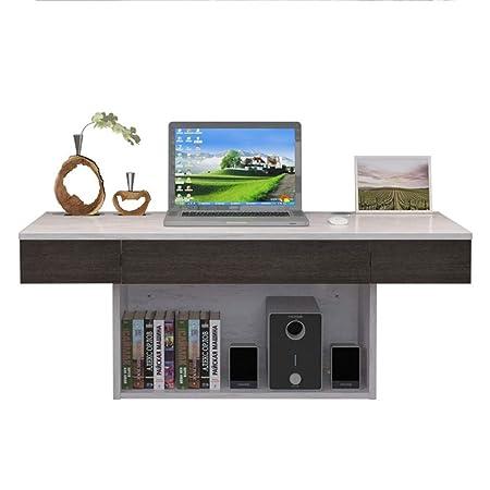 Mesas para ordenador Montado En La Pared De Escritorio, Portátil ...